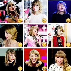 Taylor Emojis <3