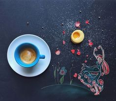 I Draw Cute Illustrations While Having My Morning Coffee – Ozock