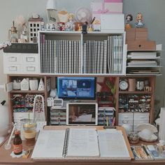 Study Room Decor, Cute Room Decor, Study Rooms, Study Desk, Study Space, Study Tables, Study Areas, Study Table Organization, Study Table Designs