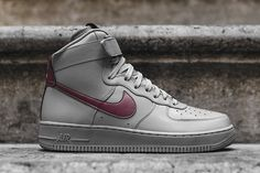 newest collection d1877 a4f10 Nike Air Force 1 High LV8 in Three Colorways for Autumn 2017