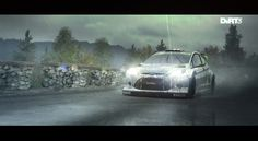 DiRT3 looked a bit bland, so I touched it up a bit ㅋ