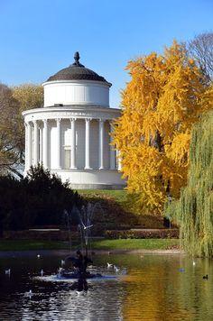 Spacer po Warszawie: Parki i ogrody