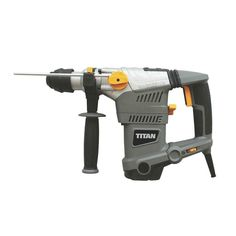 Titan SDS Plus Drill TTB653SDS 5.9kg Electric Brushed 3-Functions 230-240V · $40.49 Sds Plus, Hammer Drill, Outdoor Power Equipment, Electric, Ebay