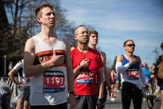 Pin for Later: Die inspirierendsten Fotos vom Marathon in Boston