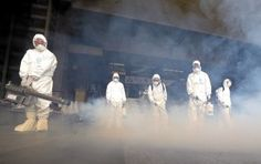 MERS forces total sealing off of two hospitals