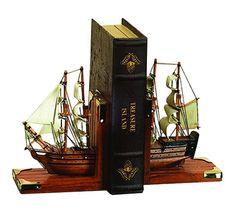 Nautical Coastal Bookend II