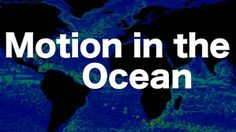 What puts the motion in the ocean? Take three minutes to watch our video #podcast on ocean currents.