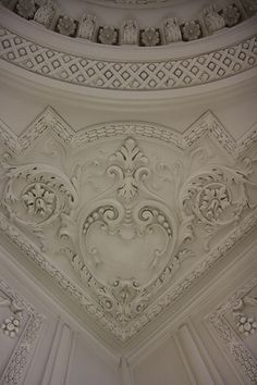 Ceiling detail, Seattle Train Station. IMG_8342  LR edit by StevenC_in_NYC, via Flickr