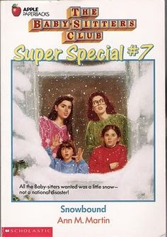 My favorite Babysitters Club book :o)