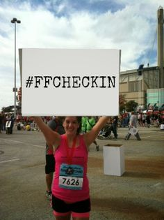 RUNNING WITH OLLIE: Project Early Bird and #FFCHECKIN #fitfluential click through to learn more