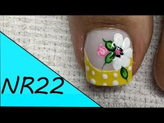 Cute Animal Photos, Pedicure, Cute Animals, Youtube, Finger Nails, Toe Nail Art, Pretty Toe Nails, Gel Toe Nails, Pretty Animals