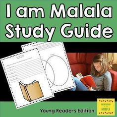 I am Malala (young reader's edition) - Nonfiction Study Guide. I have always been intrigued by people who are willing to stand up for their beliefs, even if it puts them in harms way. This complete study guide will help teach students about the world around them and help them relate to this amazing young woman. Just print the study guide filled with deep-thinking, text dependent questions, and get your students reading this powerful book!