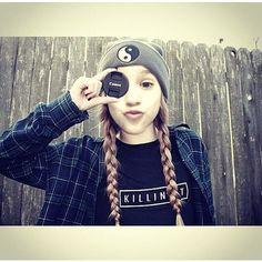 Kenzie is so pretty Mackenzie Ziegler ❤ liked on Polyvore featuring mackenzie ziegler