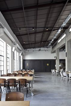 Avigdor 22 Event Space by Pitsou Kedem Architects in Tel Aviv, Israel | Yellowtrace.