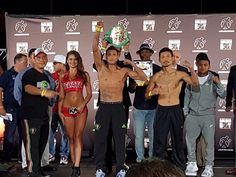 Este sábado en Inglewood, California, el campeón mundial mexicanoMiguel Berchelt choca ante el ex monarca japonés Takashi Miura....