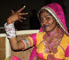 Pushkar Rajasthan Ghina, young kalbeliya dancer 23 avril 2016