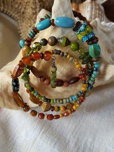 Carnelian, Beaded Bracelets, Jewelry, Design, Style, Fashion, Swag, Moda, Jewlery