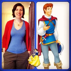 Snow White's Prince March Challenge 2015