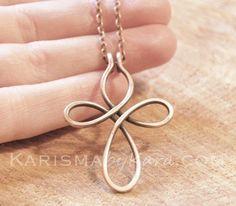 Impressive... Wire Wrapped Jewelry DIY #wirejewelry