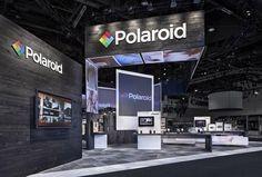 Polaroid Trade Show Exhibit by Skyline   by skylineexhibits