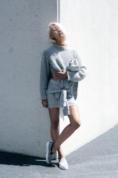 The Sweater Skirt