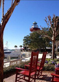 Hilton Head Island, South Carolina. Boo-were leaving today. :(