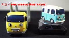 타요 - the little Bus tayo bus cars Toys Маленькие автомобили автобус tayo...