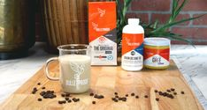 Shake up your coffee routine: These 25 keto coffee recipes are packed with healthy fats and energizing caffeine to power your day. What Is Bulletproof Coffee, Bulletproof Diet, Keto Coffee Recipe, Coffee Recipes, Drink Recipes, Coffee Coupons, Coffee World, Coffee Store, Diet Plan Menu