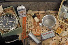 The Suitcase Project: Photographs of suitcases from the Willard Psychiatric Center Mental Asylum, Insane Asylum, Willard Asylum, Abandoned Hospital, Vintage Suitcases, Book Photography, Retro Vintage, Notebook, Outsider Art