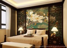 Nice Effect Of Chinese Style Bedroom Interior Design Pictures. Find Thousands Of  Interior Design Ideas For Your Home With The Latest Interior Inspiration On  ...