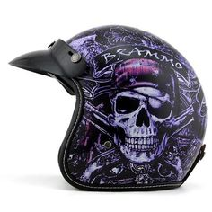 New Brand Motorcycle Helmet Open Face Vintage Casco Moto Jet Scooter Bike Helmet Retro DOT approved Casque Motociclismo. Cheap Motorcycle Helmets, Skull Motorcycle Helmet, Dirt Bike Helmets, Skull Helmet, Mountain Bike Helmets, Retro Motorcycle, Motorcycle Accessories, Vespa Helmet, Scooter Bike