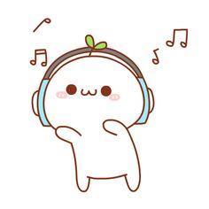 The perfect Kawaii Music Dance Animated GIF for your conversation. Discover and Share the best GIFs on Tenor. Diy Kawaii, Kawaii Anime, Cute Cartoon Images, Cute Cartoon Wallpapers, Cute Memes, Funny Cute, Kawaii Drawings, Cute Drawings, Dank Gifs