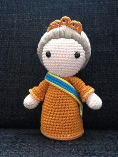 Prinses Beatrix - made by Boukje! Februari 2013