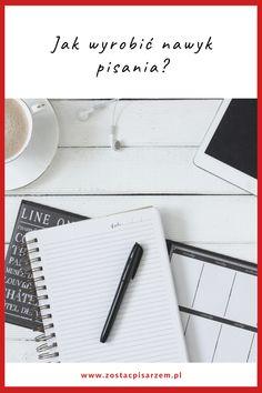 Zastanawiasz się, jak wyrobić nawyk codziennego pisania? Skorzystaj z habit trackera, który ułatwiaj wyrobienie nie tylko nawyku pisania.  #habittracket #nawykpisania #nawyk #pisaniepowiesci #codziennepisanie
