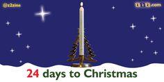 24 days to Christmas - Advent calendar