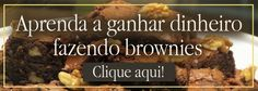 como fazer brownie para vender
