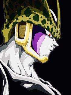 Dragon Ball Gt, Dragon Ball Image, Manga Anime, Art Anime, Majin Boo Kid, Foto Do Goku, Perfect Cell, Dbz Characters, Fanart