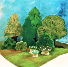 Waldorf Complete Summer Nature Table Play by TheEnchantedCupboard, $84.00