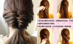 讓你比韓妞還美!不可思議30種簡單又超好看的扎頭髮方法!!這學起來不得了! LIFE生活網
