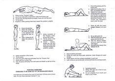 General Information Scoliosis exercises can reduce the deformity that is associated with scoliosis. Also these exercises can reduce curve progression and pain and improve mobility/flexibility. Arthritis, Cardio, Scoliosis Exercises, Pilates Moves, Lower Back Exercises, Posture Correction, Abdominal Muscles, Sciatica, Physical Therapy