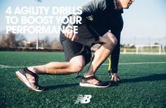 Boost your performance with these 4 agility drills from New Balance Training