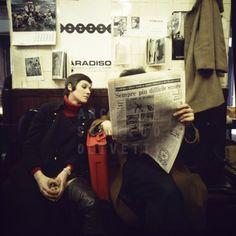 Kollectium - Foto vintage Olivetti Valentine