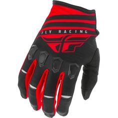 Fly Racing began as a manufacturer of motorcycle handlebars and helmets. Since then, the brand has quickly developed into one of the fastest growing powersports apparel brands in the market. Lightweight protective race glove. Four-way stretch finger sidewall for flexibility, comfort, and airflow. Soft-flex logos provide protection and a clean look. Reinforced double-layer palm and thumb. Split knuckles with ventilated gusset. Adjustable TPR wrist closure system. Silicone finger grippers… Sport Atv, Sport Bikes, New Dirt Bikes, Motosport, Four Wheelers, Riding Gear, Mens Gloves, Street Bikes, Midnight Blue