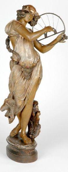 Ugendstil and Art Nouveau in Regina Goldscheider: