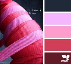 navy purple pink red