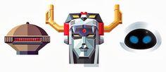 Daniel Nyari y los Robots Famosos