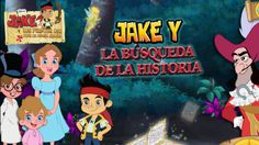 JAKE y los Piratas de Nunca Jamas - La Busqueda de la Historia