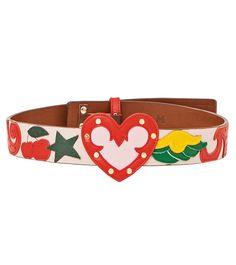 #MMissoni accessories | Hawaii Pattern Belt | Spring 2013