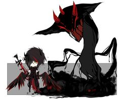 49 Best Monsters Images Shadow Monster Monsters Darkness