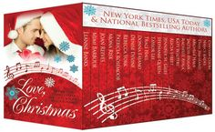 Love, Christmas Boxed Set Publication date: October 1st 2016 Genres: Adult, Romance ♫♪Put a song in your heart with 20 all-new Christmas Romances from NY Times, USA Today, and national best-selling…